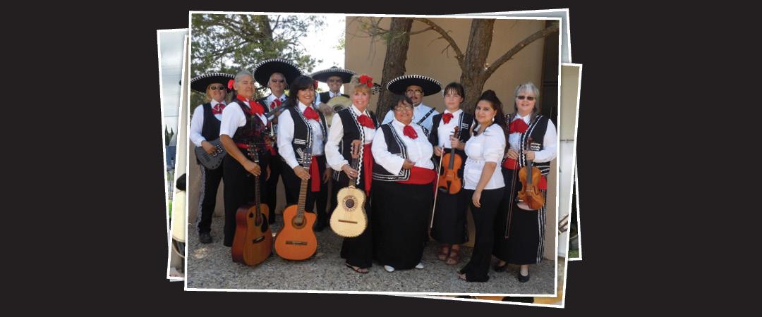 Feliz Aniversário Mariachi Unido!